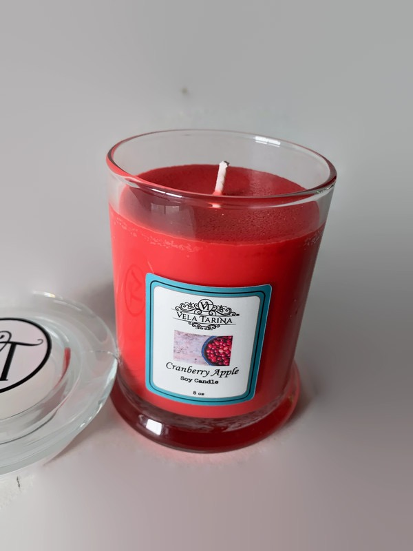 TriOne Collection natural Soy candles