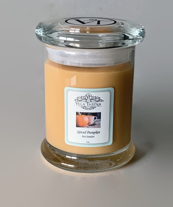 TriOne Collection Spiced Pumpkin Candle